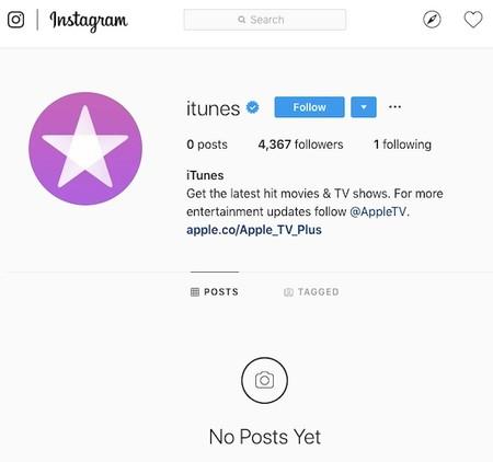 iTunes se nos va: su subdominio en la web y sus páginas oficiales de Facebook e Instagram desaparecen