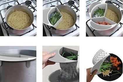 Eco-cook, el accesorio que ahorra agua, energía y tiempo en la cocina