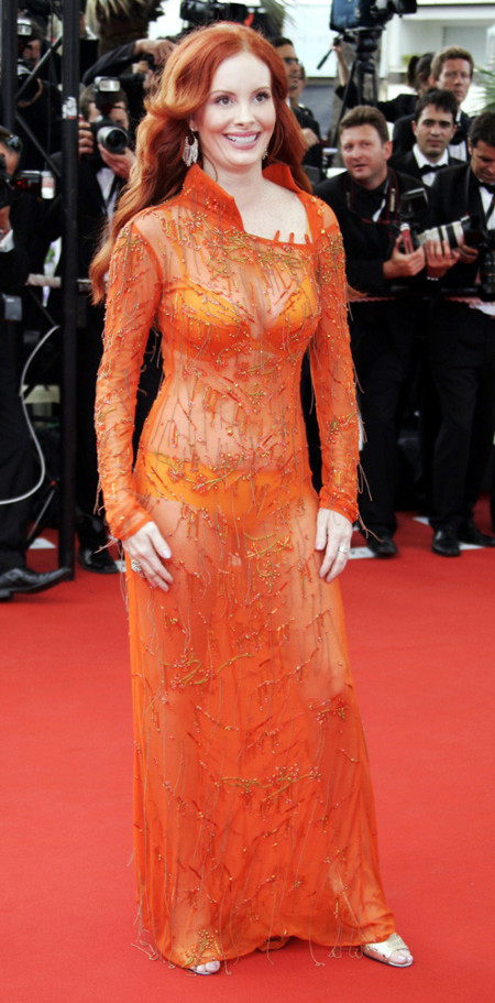 Phoebe Price Festival de Cannes peor vestidas