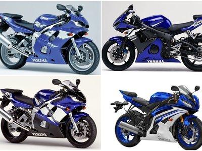 2017 será el año de la nueva Yamaha YZF-R6, pero ¿recuerdas cómo ha sido su historia?