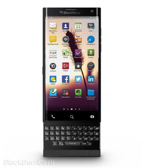 Blackberry Priv 01