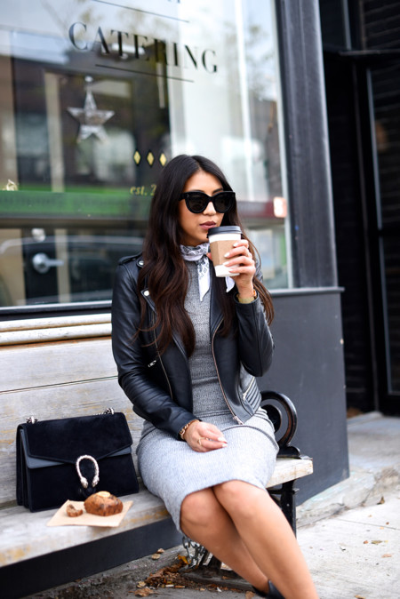 Los colores neutros son el pilar de los looks de las egobloggers, ¿te animas con ellos?