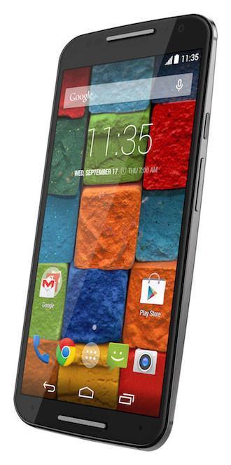 Nuevo Motorola Moto X