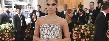 Gala MET 2019: el look de Sara Sampaio pasa desapercibido en una de las alfombras rojas más estrafalarias