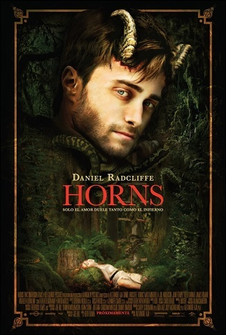 Cartel de 'Horns'