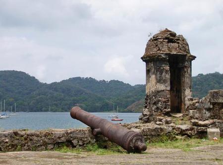 Portobelo, un auténtico puerto pirata del Caribe