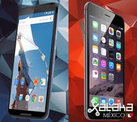 iPhone 6 Plus y Nexus 6, un análisis a fondo de la batalla de reyes