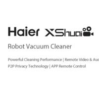 Robot aspirador Haier XShuai, con cámara integrada, por sólo 74 euros con este cupón de descuento