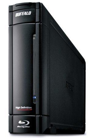 Grabadora externa de Blu-Ray de Buffalo por USB 3.0
