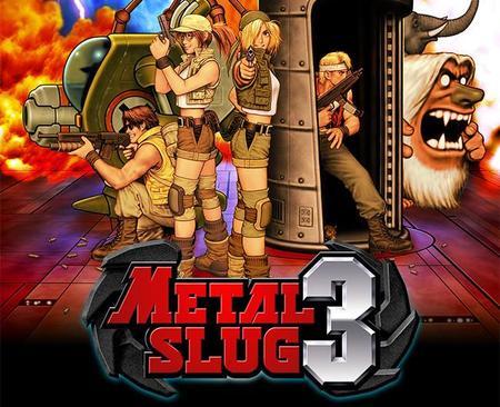 Metal Slug 3 llegara a PS4, PS3 y PS Vita
