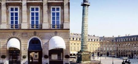 Chaumet Place Vendome Paris