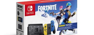 El nuevo Nintendo Switch edición especial de Fortnite ya se puede comprar en México, incluye 2,000 PaVos y un skin exclusivo