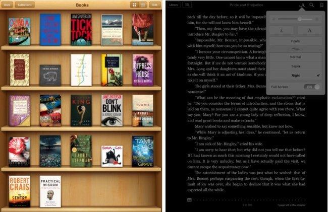 ibooks ipad apple