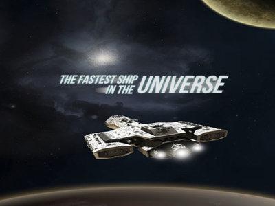 Las naves espaciales más veloces del cine, la televisión y los videojuegos, la imagen de la semana