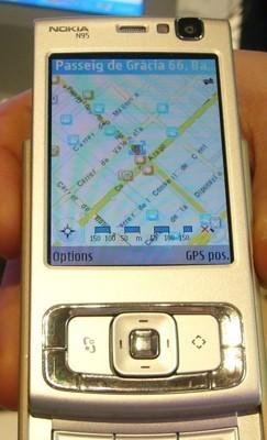 3GSM: smart2go, el GPS de Nokia