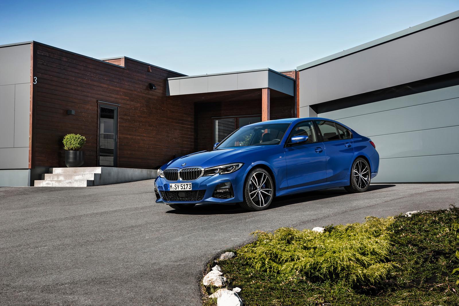 Foto de BMW Serie 3 2019 (21/131)