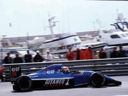 Comas Monaco F1 1991