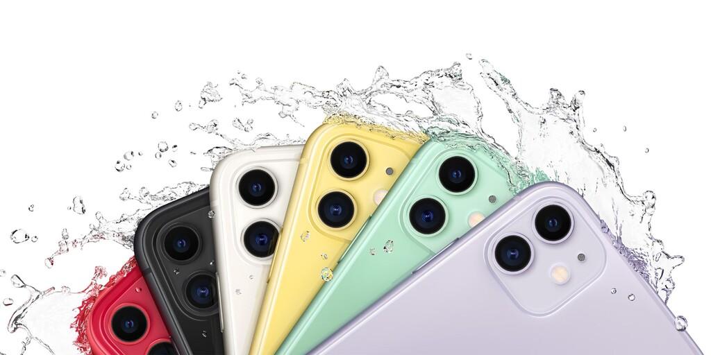 Ahórrate unos euros en el iPhone 11 de 128 GB comprándolo en Amazon por 709 euros