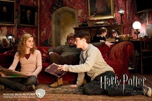 Foto de Nuevas fotos de Harry Potter 6 (2/4)