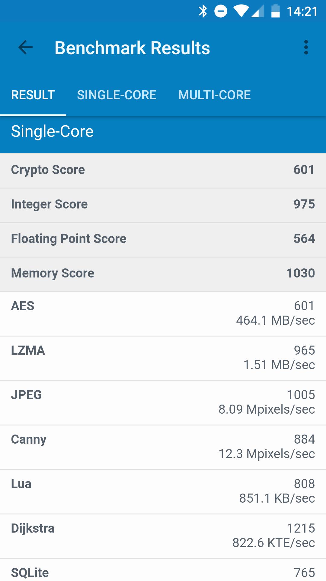 Foto de Benchmarks del Xiaomi Mi A1 (14/19)