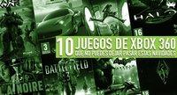 Diez juegos de Xbox 360 que no puedes dejar pasar estas navidades