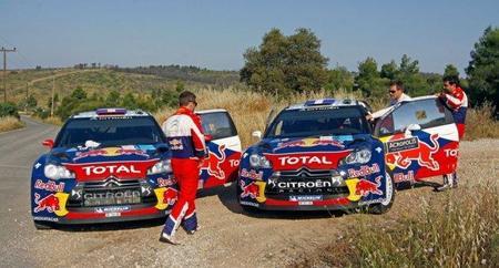 Rally Acrópolis 2011: Los Citroën oficiales anulan la ventaja de Petter Solberg