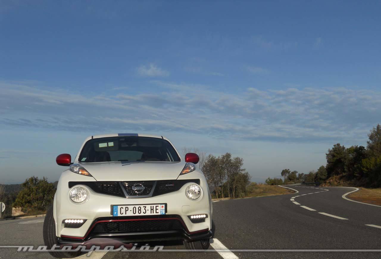 Foto de Nissan Juke Nismo (presentación propias) (27/45)