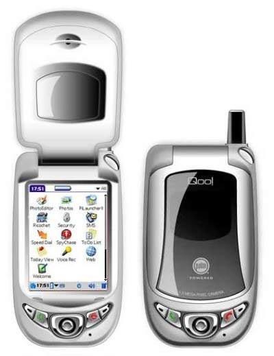 Qoo!, el smartphone de Palm
