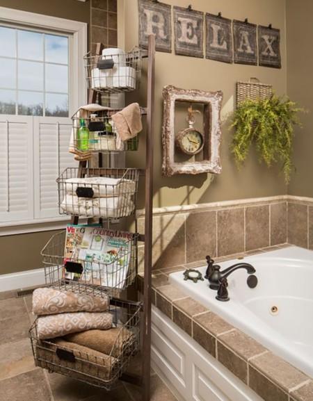 13 ideas para el cuarto de baño con presupuesto low cost, menos es más