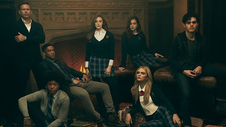 Legacies Series De Miedo Para Halloween Netflix Hbo Amazon Primer Movistar