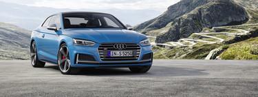 Los Audi S5 Coupé y Sportback también se pasan al diésel: 3.0 TDI V6, compresor eléctrico y mild-hybrid