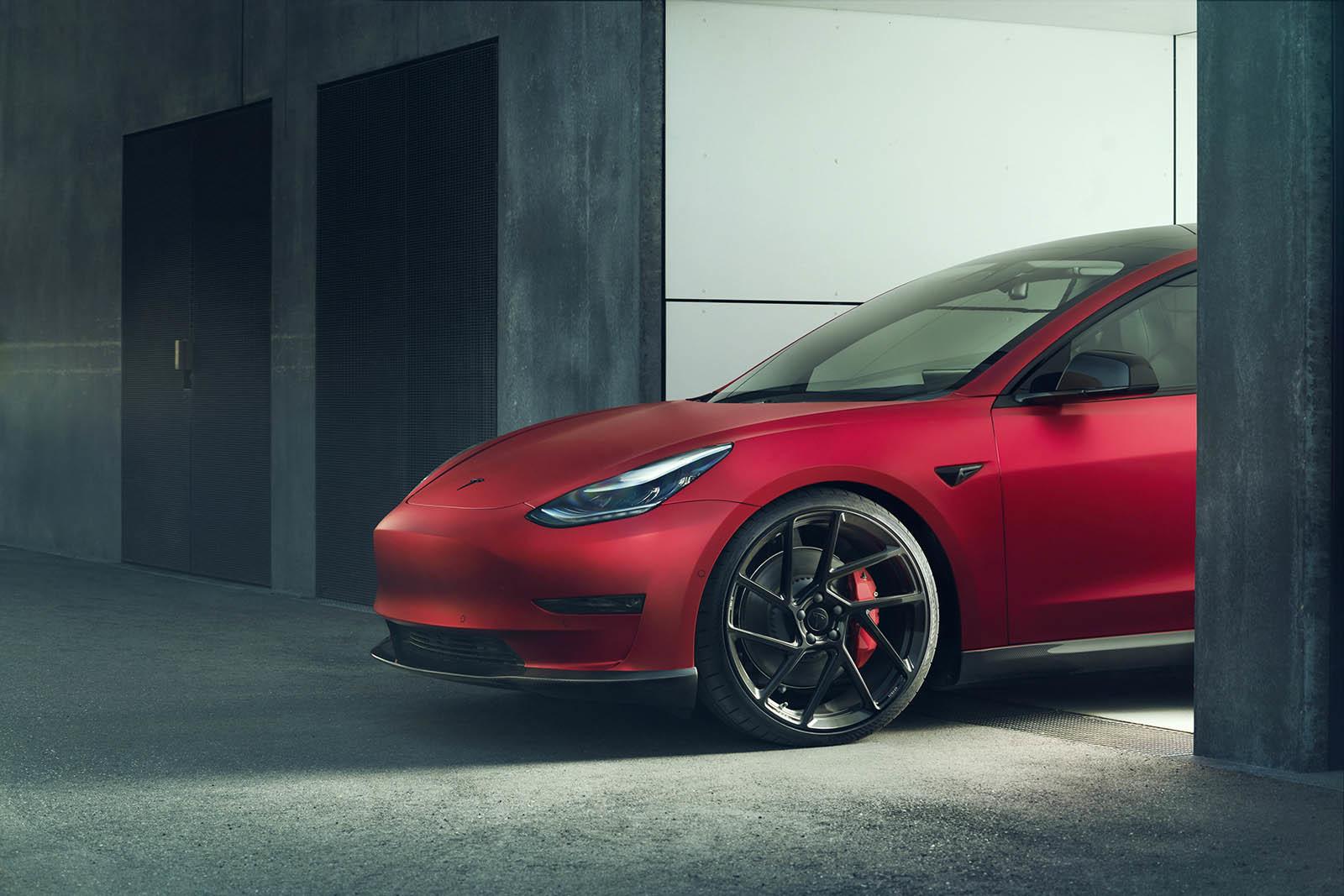 Foto de Novitec Tesla Model 3 (6/14)