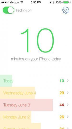 ¿Cuánto tiempo pasas en tu iPhone? Moment te da la respuesta