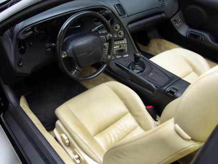Toyota Supra MkIV interior