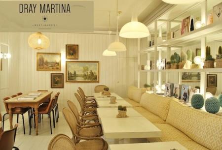 El nuevo punto de encuentro en Madrid responde el nombre de Dray Martina