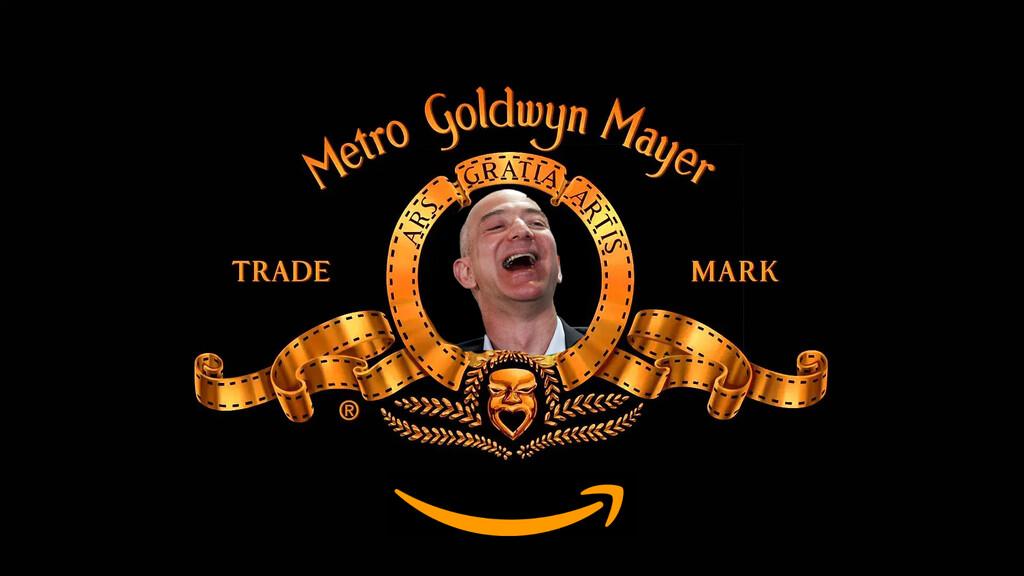 Siete dudas que nos deja la compra de Metro Goldwyn Mayer por parte de Amazon