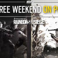 Este fin de semana podrás jugar gratis a Rainbow Six Siege en PC