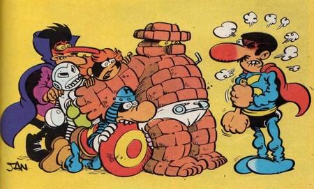 El Superlópez más famoso hace tiempo que no existe: cómo Jan lo transformó de parodia a aventura