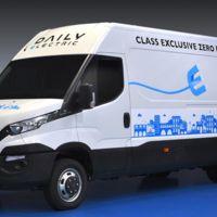 Los furgones grandes también apuestan por las motorizaciones eléctricas