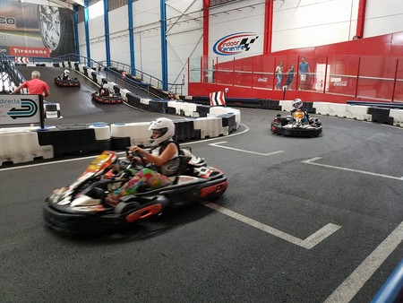Karting Indoor Tenerife