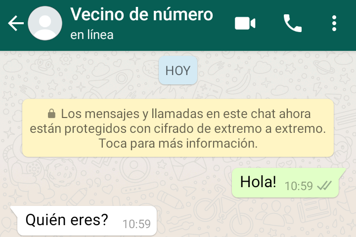 Así Es El Nuevo Reto Viral De Whatsapp Escribir Un Mensaje