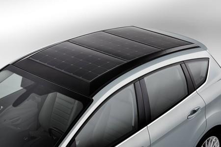 Paneles solares del Ford C-Max Solar Energi