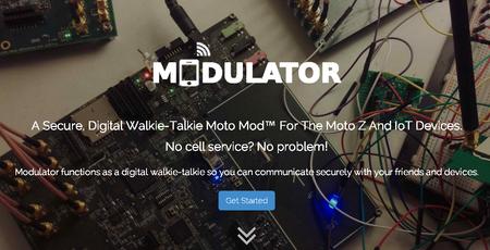 Modulator Moto Mod