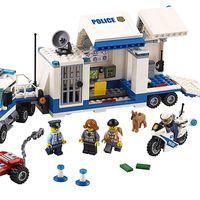 El set de Lego City Centro de control móvil está rebajado a 26,72 euros en Amazon