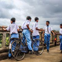 Si naces niña en la India rural tienes mayor probabilidad de morir
