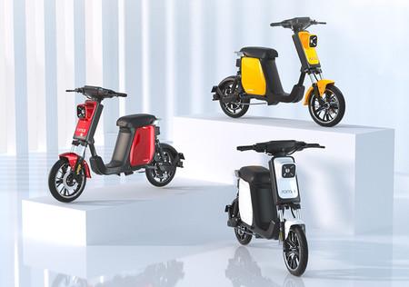Xiaomi A1pro Moto Electrica Ciclomotor 3