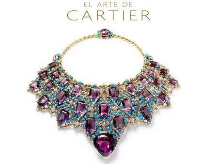 Sumérgete de lleno en la última exposición de joyas de Cartier