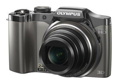 Olympus SZ-30MR y SZ-20, ampliando la reciente serie SZ con Full HD