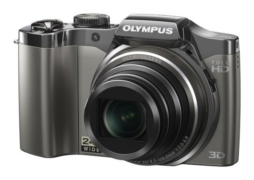 Olympus SZ-30MR y SZ-20, ampliando la reciente serie SZ con Full HD