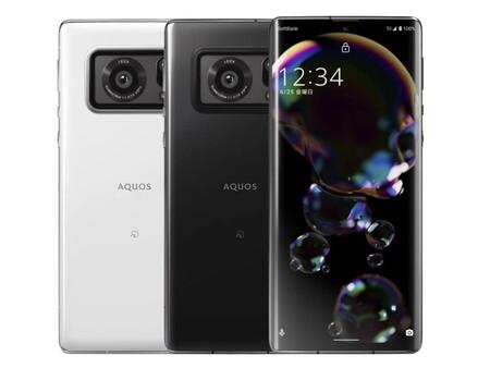 Sharp Aquos R6 es el primer smartphone del mundo con sensor de 1 pulgada: un enorme sensor para llevar la fotografía móvil a otro nivel